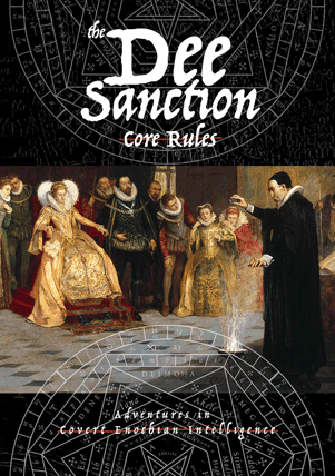 The Dee Sanction core rulebook